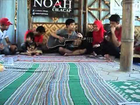 Puisi Adinda- NOAH cover by Sahabat Cilacap