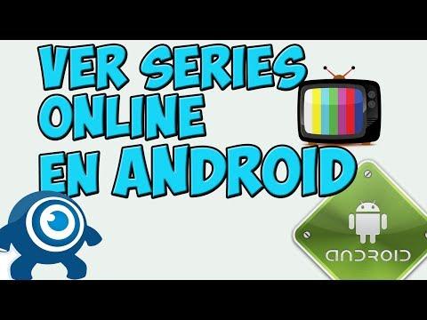 Aplicacion para ver series y peliculas online en android