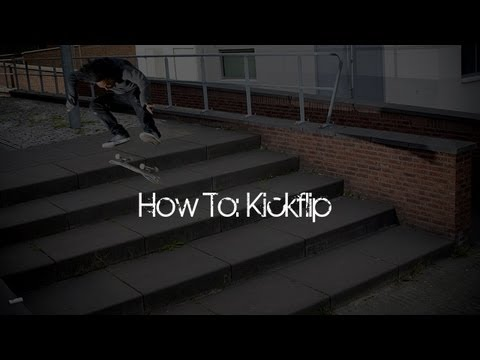 Skating Trick Tips: How To Kickflip And Fix Common Mistakes