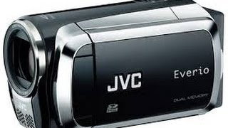 JVC Everio repair GZ MS120BU