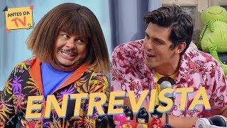 Ferdinando é entrevistado por Éricsson! | Vai Que Cola | Nova Temporada | Humor Multishow