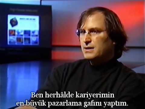 Steve Jobs - Kayıp Röportaj (The Lost Interview) Türkçe Altyazılı