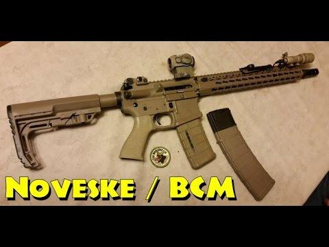 Noveske / BCM 14.5-inch AR15