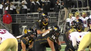Towson Football takes down Elon on Homecoming, 21-19