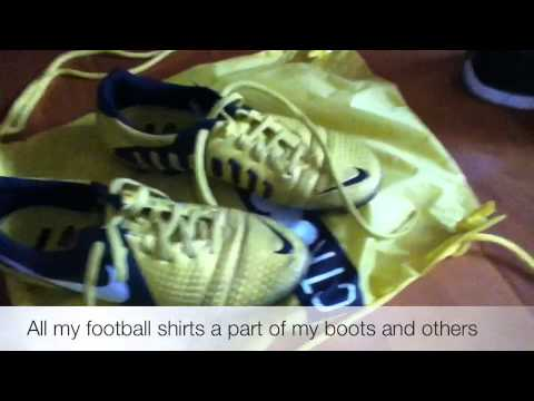 Football Shirts, Boots And Others