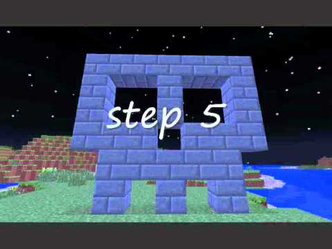 how to put blocks on your head minecraft