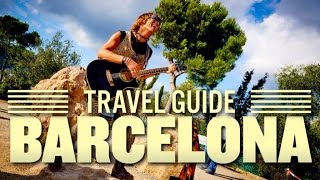 Barcelona Spain Travel Guide - Top Attractions Highlights - Must See & Do