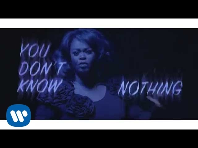 Jill Scott - You Don't Know [Lyric Video]