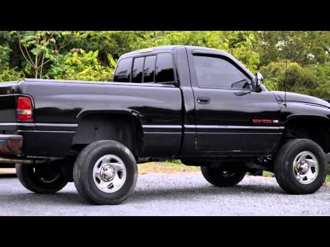 Regular Car Reviews: 1997 Dodge Ram 1500