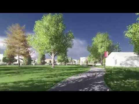 Lourdes University mid-campus virtual tour (phase 1)