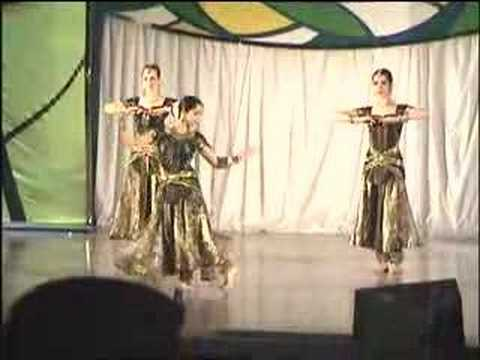 Film Dance Dheem Ta Dare Dani By Chakkar Group Moscow Russia video
