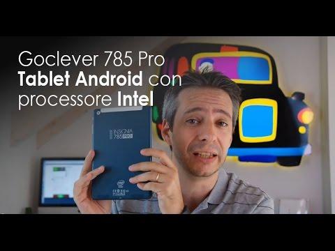 Goclever Insigna 785 pro la recensione di HDblog.it