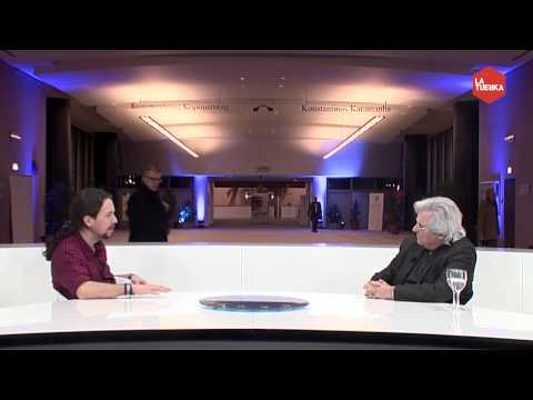 Otra Vuelta De Tuerka - Pablo Iglesias Con Javier Nart (programa Completo) video