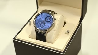 HUAWEI WATCH - UNBOXING AND REVIEW
