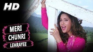 Meri Chunri Lehrayee | Alka Yagnik | Cheetah 1994 HD Songs | Mithun Chakraborty, Ashwini Bhave