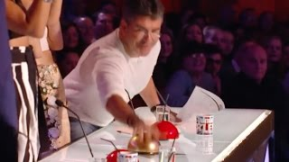 Golden Buzzers 2017 So Far | Simon Cowell and Alesha | Britain