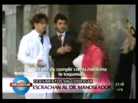Documentos Sin Codificar (Doctor Tacto) Pachu