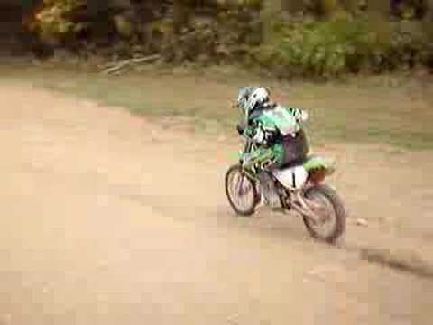 kawasaki klx110 Video