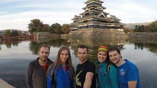 Amazing Japan in 16 Days - GoPro Travel Adventure