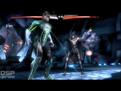 Injustice DLC: Batgirl Launch Day MP pt27 (final)