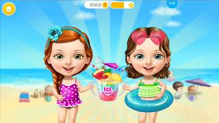 Best Games for Kids Sweet Baby Girl Summer Fun 2 Android Gameplay (Video Oficial).
