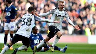 MATCH HIGHLIGHTS | Derby County v Blackburn Rovers