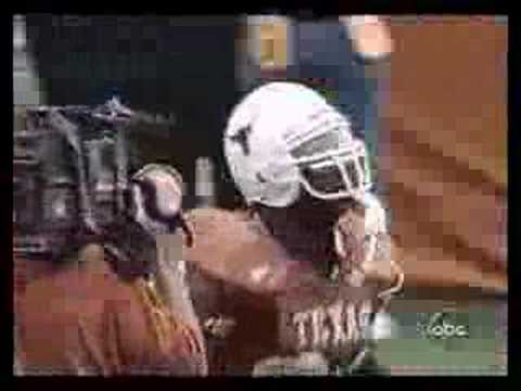 Ricky Williams Passes Tony Dorsett Video