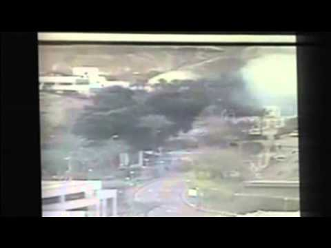 Video Shows Moment Of Sinai Bus Explosion
