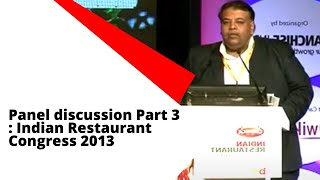 Panel discussion Part 3   Indian
