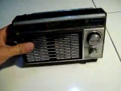 Radio National R-4210Y di saat propagasi terbuka