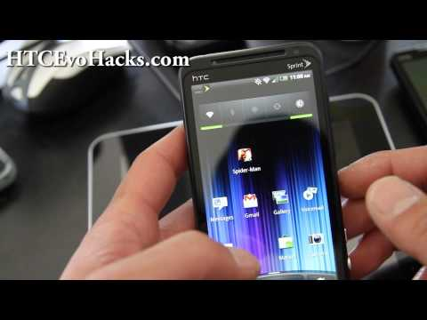 HTC Evo 3D Review!