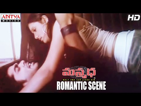 Manmadha Comedy Scenes - Simbu Train Romance video