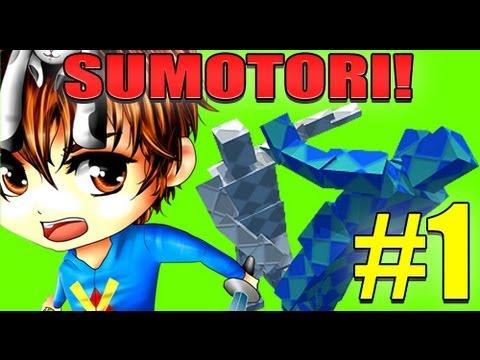 Let's Play Sumotori Dreams - MY LEGS!