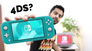 HINDI Nintendo Switch Lite vs Nintendo Switch Original