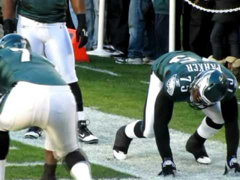 Game Day Vids: Eagles Vs Colts week 9 11/7/10