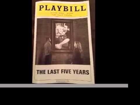 Zachary Prince - Shiksa Goddess - The Last 5 Years - Off Bway Revival 2013