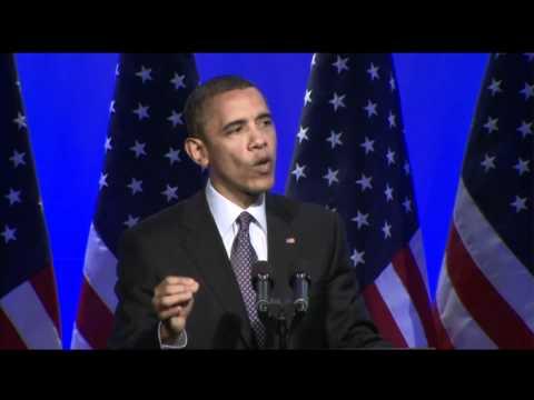 President Obama Attacks Ryan Budget In Speech But...