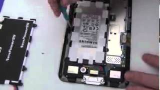 How To Replace Your Samsung GALAXY Tab 7 Plus Battery   TQNE4ever