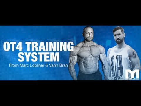 New OT4 Training System From Vann Brah and THE MACHINE!