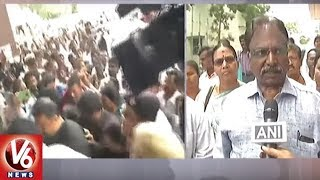 Kamal Haasan Meets Thoothukudi Victims   Sterlite Protest
