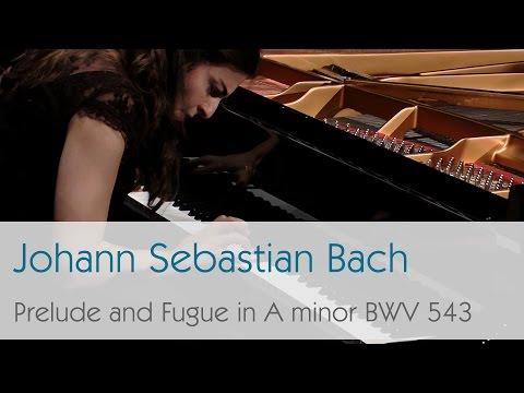 Бах Иоганн Себастьян - Fugue In A Minor