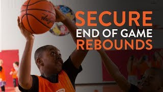 Secure End of Game Rebounds   Practice Drills   PGC Baskketball
