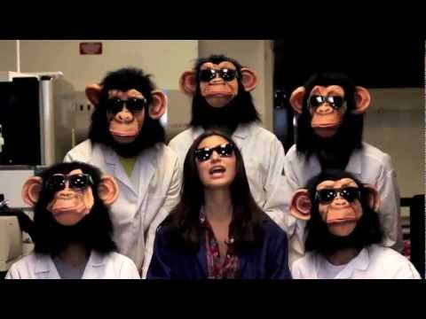 The Lab Song (bruno Mars Parody) video