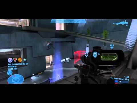 Bp FULLscope - Halo: Reach Killionaire (No Scopes for the Last 3 Kills)