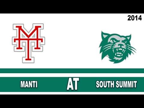 Boys Basketball: Manti @ South Summit High School 1/15/14
