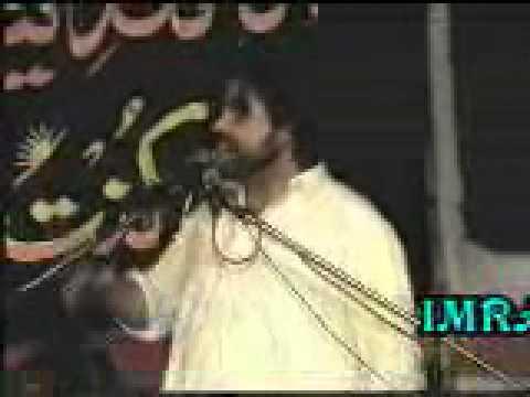 Majlis By Shoukat Raza Shoukat , Topic( Sarkar E Ali Akbar A.s) video