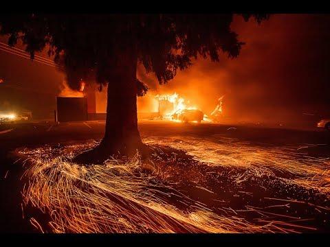 Пылающая Калифорния: как крупнейший пожар в истории штата оставил тысячи людей без дома