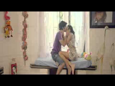 Hot Kissing Scene