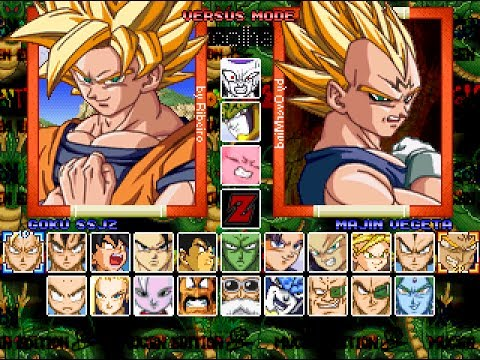 Dragon Ball z Mugen Edition 2011 Dragon Ball z Mugen Edition 2