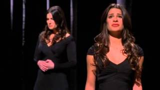 I Dreamed A Dream Idina Menzel And Lea Michelle